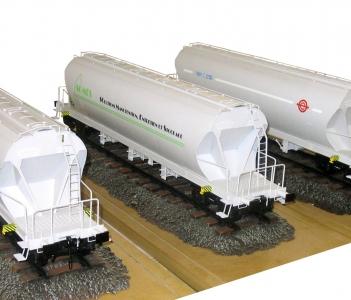 Wagons Céréaliers    TMF-CITA