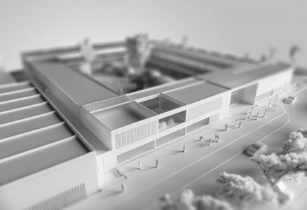 LCR Architectes </br> Groupe scolaire à Blagnac