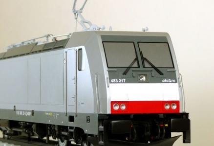 AKIEM Bombardier E483