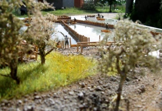 biguglia's pond ecomuseum                                                              HIGH CORSICA DEPARTMENT (2B)