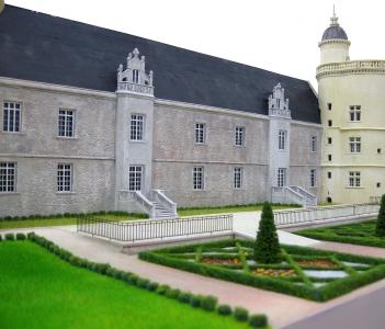 Château de Bouthéon  ville andrezieux bouthéon
