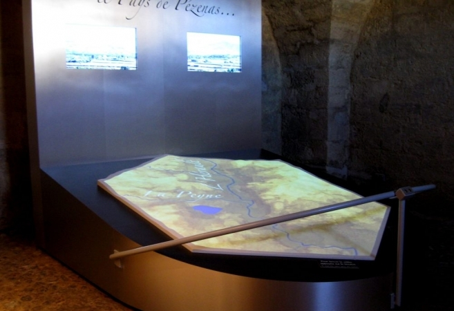 Pezenas interpretation center