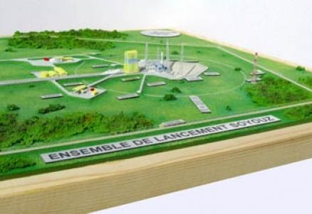 CNES </br> Centre de lancement soyouz a kourou