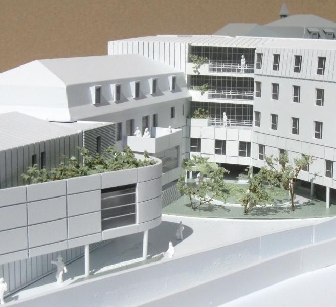 Cosset – Neycensas Architectes