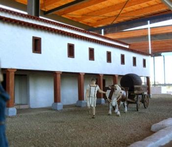 domus d'elusa  SIVU Pôle Archéologique Elusa Seviac