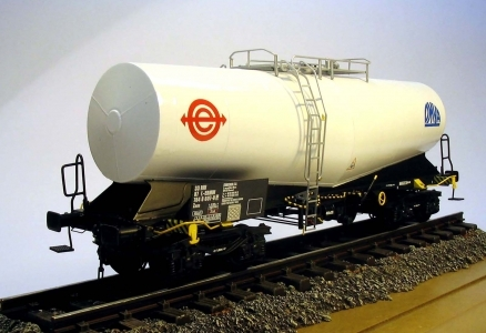 ERMEWA </br> liquid chalk tank railcar