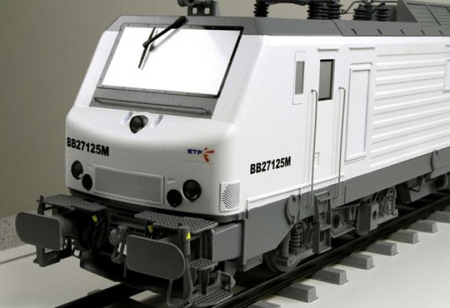 ETF (Vinci Group) Alstom BB27000