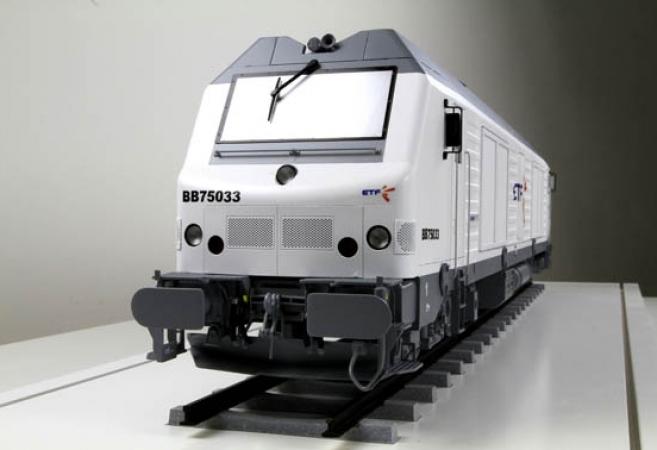 ETF (Vinci-group) Alstom BB75000