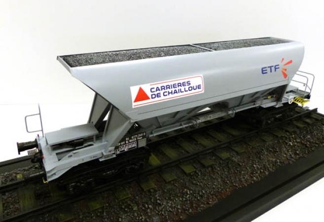 ETF (Groupe Vinci)</br>wagons ex90