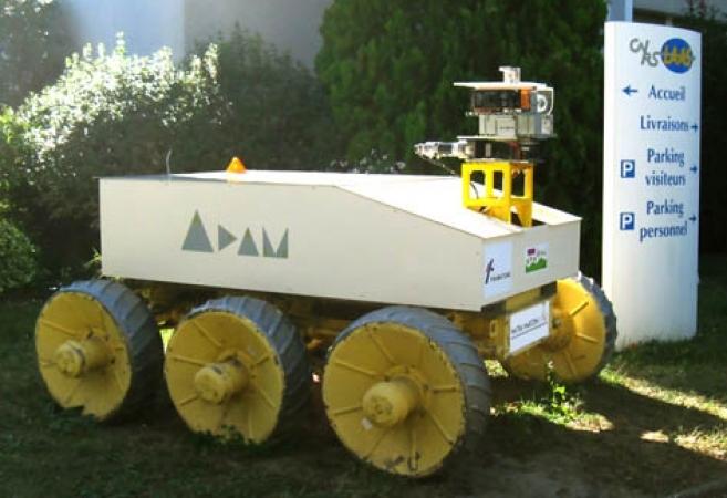 LAAS Adam robot