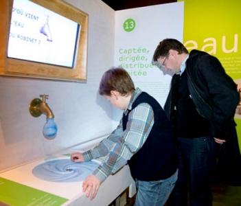 «eau l'expo»  Museum d'Histoire Naturelle Toulouse