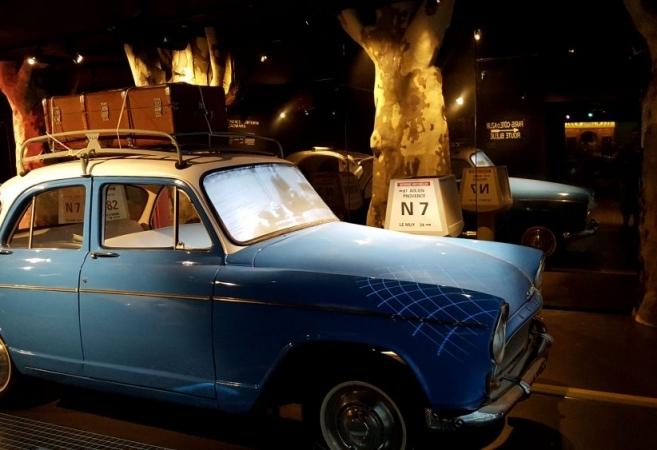 Musée de la gendarmerie et du cinema </br> Ville de Saint-Tropez