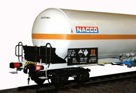 NACCO-Rail </br> AMMONIUM TANK