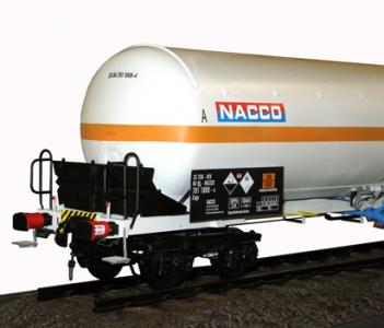 NACCO Citerne Ammoniac