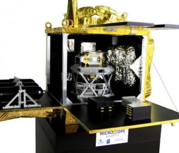 satellite microscope   CNES / Onera