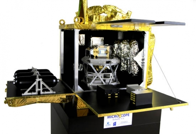 microscopesatellite  CNES / Onera