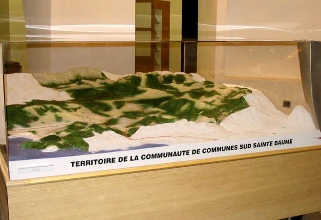 Communauté de Communes Sud Sainte Baume