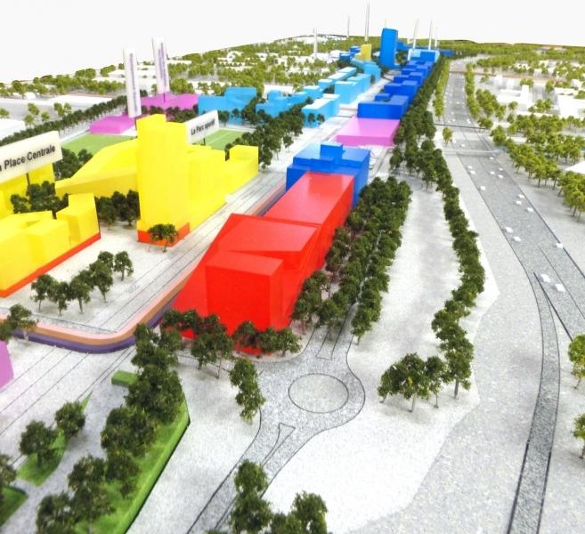 Oppidea / Seura Architectes