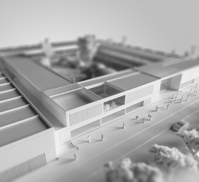 LCR Architectes / School group to Blagnac