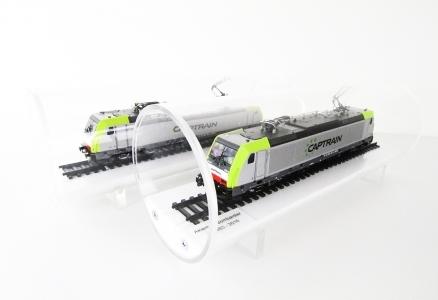 AKIEM / Bombardier BR187 and Bombardier E483