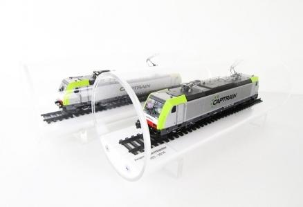 AKIEM / Bombardier BR187 et Bombardier E483