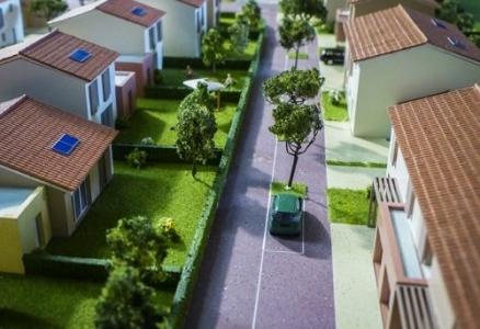 European Homes </br> Les Jardins des deux chênes