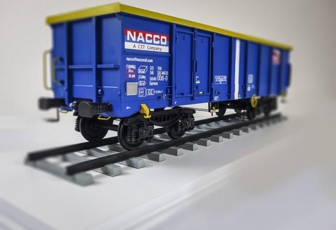 NACCO </br> Wagon Eamnos