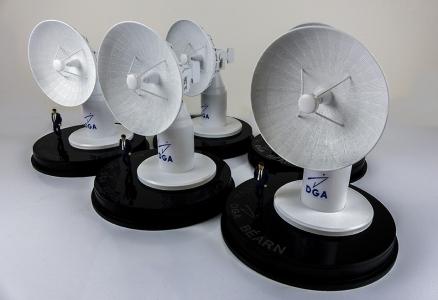 Nexeya </br> Radars et shelters «DGA»