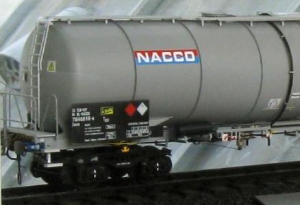 NACCO – WAGON CITERNE