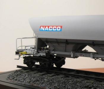 WAGON FANPS  Nacco rail