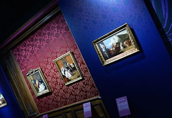 Museum Cognacq-Jay </ br> Exhibition : &#8220;Sérénissime ! Venise en fêtes, de Tiepolo à Guardi !&#8221;